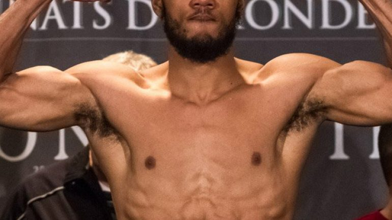 Julian Williams says 'fists will do the talking' in must-win fight vs. Ishe Smith