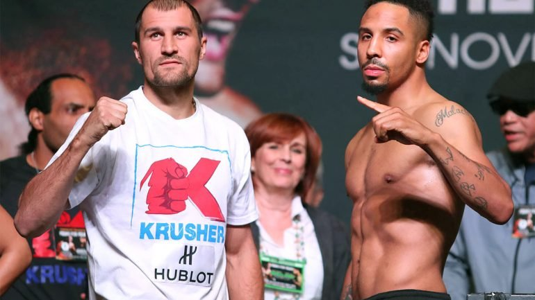 Kovalev wanted to punch Ward in hotel lobby after snub last year