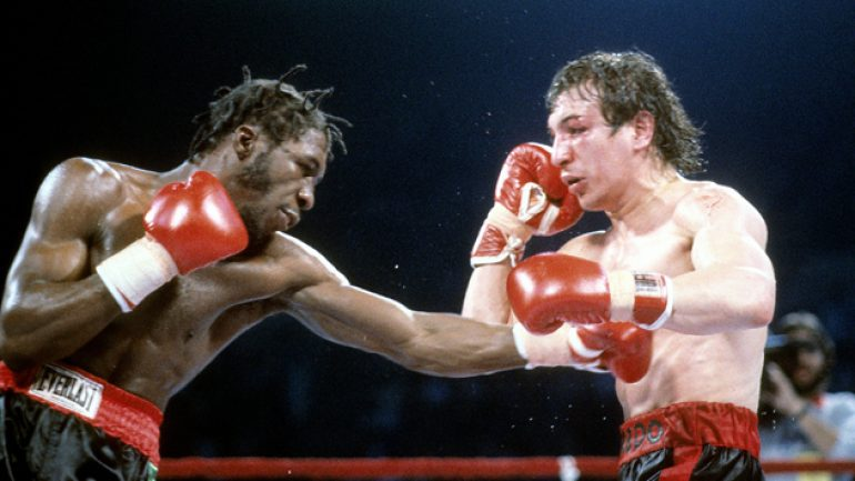 Kathy Duva reminisces about Livingstone Bramble-Ray Mancini