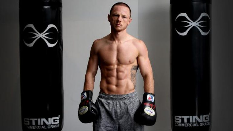 Luke Jackson: 'Carl Frampton does everything good, but I don't think he does anything great'