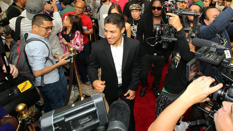 Jessie Vargas sees gate to stardom in Pacquiao