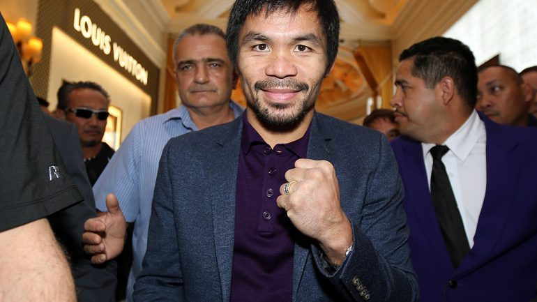 Pacquiao-Horn to be finalized by week's end, says Koncz