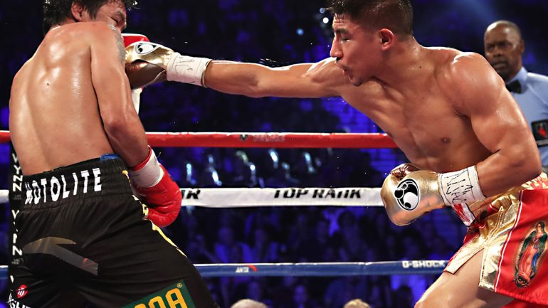 Jessie Vargas, after long layoff, wants to prove he's 'best welterweight out there'