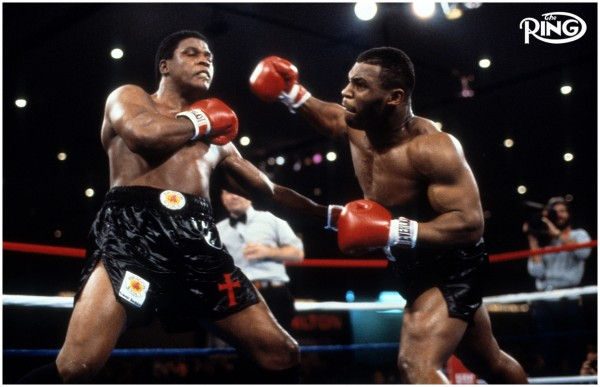 Mike Tyson Trevor Berbick 30 Years Later The Ring
