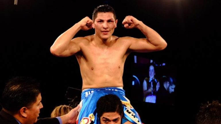 Pablo Cesar Cano will face Robert Ortiz on Nov. 16 in Mexico