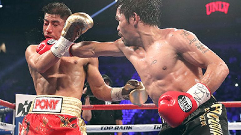 Manny Pacquiao has more than enough left: Weekend Review