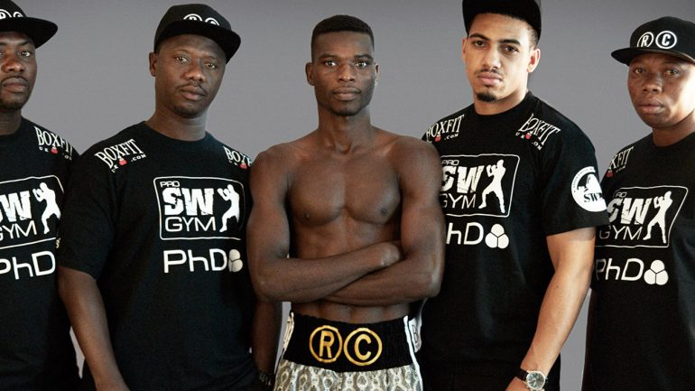 Richard Commey to return in Ghana, opponent announced