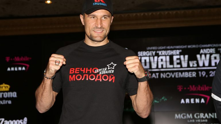 Sergey Kovalev: From unknown to pound-for-pound supremacy