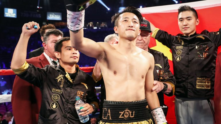 Zou Shiming's career likely over after suffering vision loss in left eye