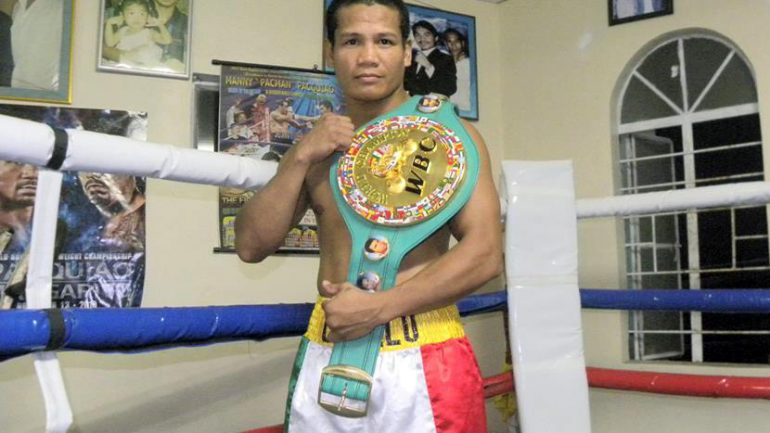 Ex-champ Sonny Boy Jaro ends layoff with points win