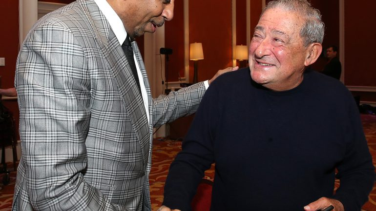 Arum says Pacquiao-Vargas did around 300,000 PPV buys