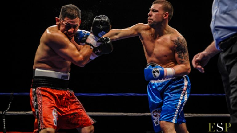 Stivens Bujaj to face Constantin Bejenaru on ShoBox