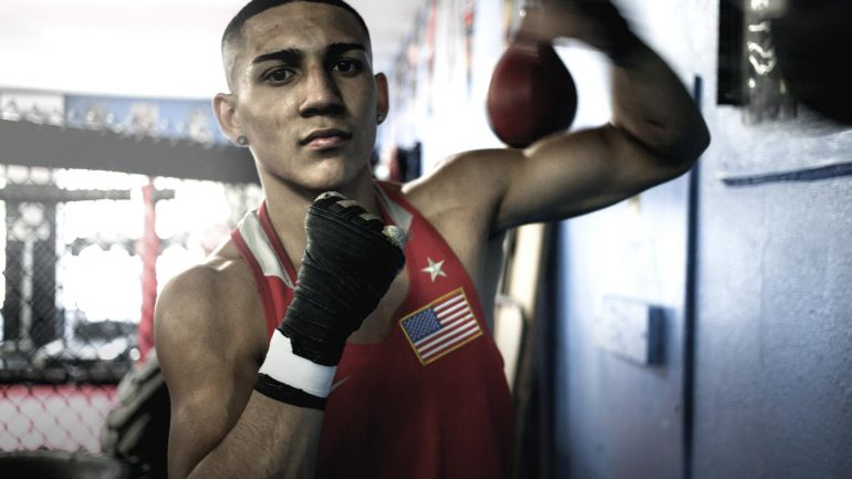Teofimo Lopez and Antonio Vargas return on April 21