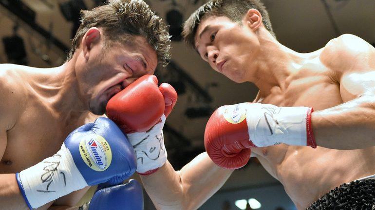 Toshio Arikawa vs. Yasuhiro Okawa