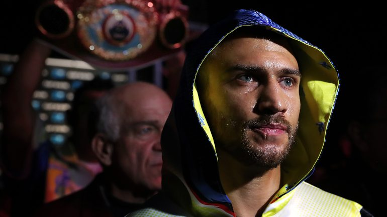 Lomachenko lives up to high expectations, fight with Walters doesn't