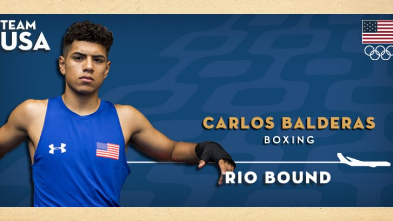 Carlos Balderas to make pro debut on April 9 in LA under Schaefer