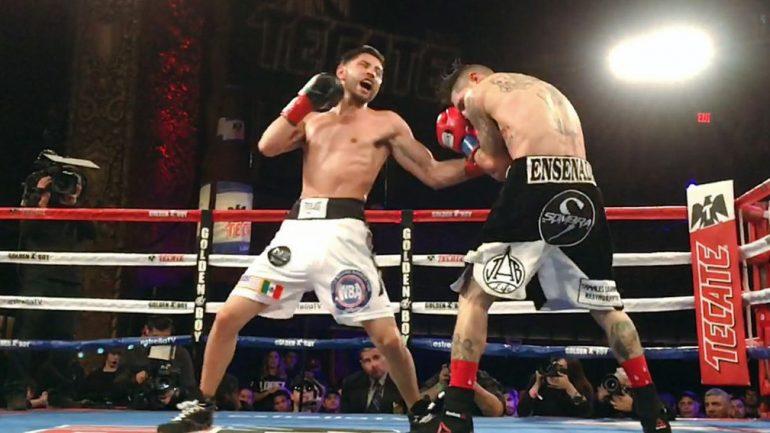 Abraham Lopez outpoints Sergio Lopez in final LA Fight Club of 2016