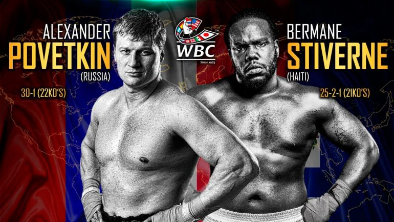 WBC finally suspends and fines Povetkin over two positive drug tests