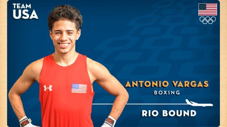 Antonio Vargas signs with Top Rank Promotions