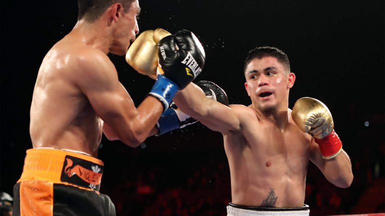 Joseph Diaz Jr., Usyk deliver on Hopkins-Smith undercard