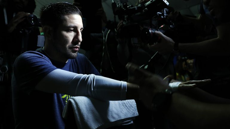John Molina promises 'unique, special' fight vs Terence Crawford