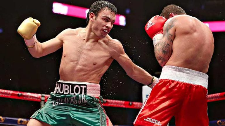 Julio Cesar Chavez Jr. returns with comeback win