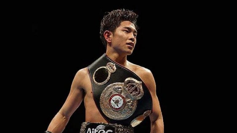 Ioka gets off the canvas to stop Kiatniwat; Oguni unseats Guzman