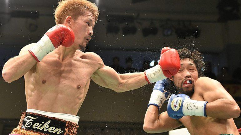 Kenichi Ogawa vs. Rikki Naito
