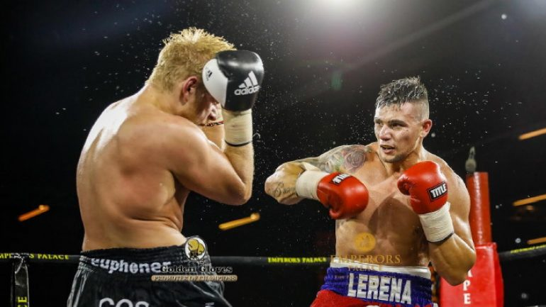 New Faces: Kevin Lerena