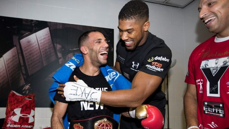 Kal Yafai: 'I'm not far away from the really big fights'