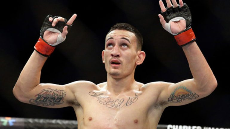 Holloway Finishes Pettis at UFC 206; Wants Aldo Next