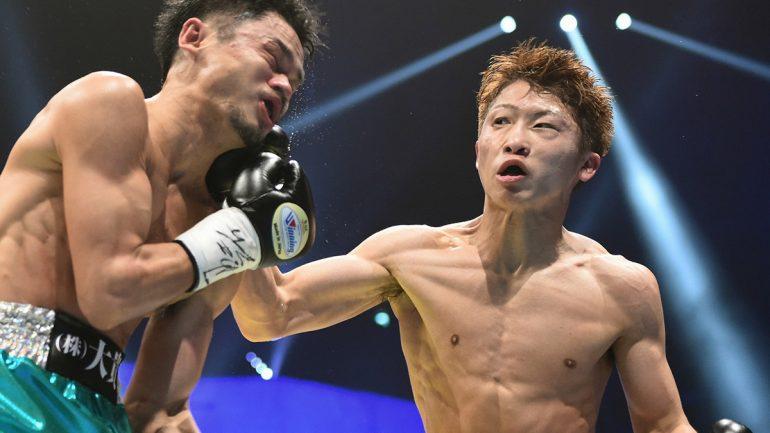 Naoya Inoue vs. Kohei Kono and Akira Yaegashi vs. Samartlek Kokietgym