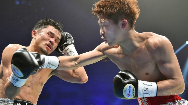 Naoya Inoue dominates Kono to first ever KO defeat