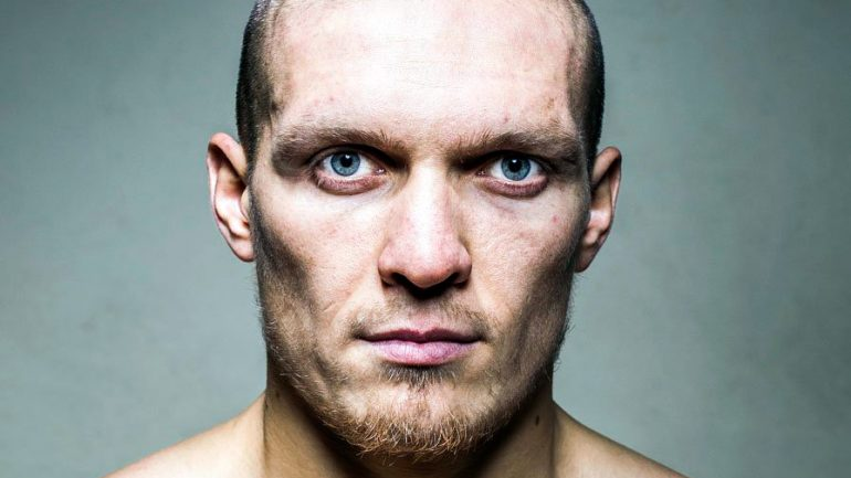 Oleksandr Usyk looks ready for his U.S., HBO debut