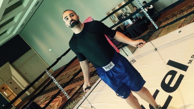 Paul Malignaggi views the sunset of his career