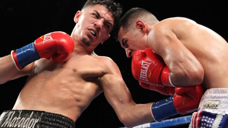 Randy Caballero faces Oscar Negrete June 30 on ESPN
