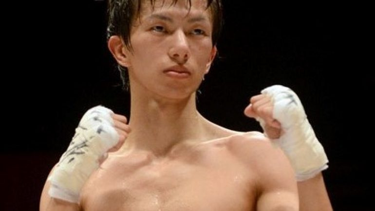 Ryoichi Taguchi vs. Carlos Canizales is set for New Year's Eve