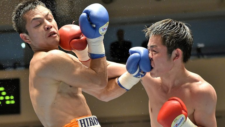 Suguru Muranaka vs. Hiroyuki Hisataka