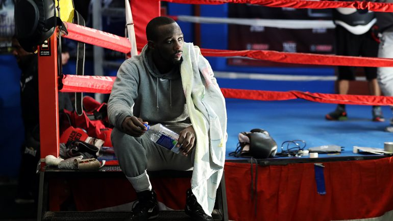 Terence Crawford quietly continues building his legacy