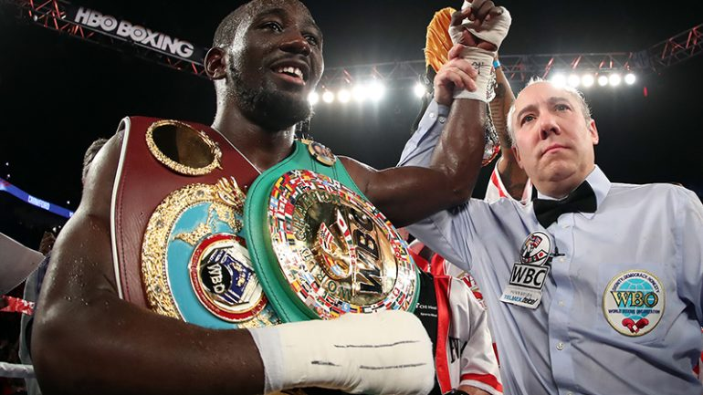Does Terence Crawford's next big challenge lie with Manny Pacquiao?