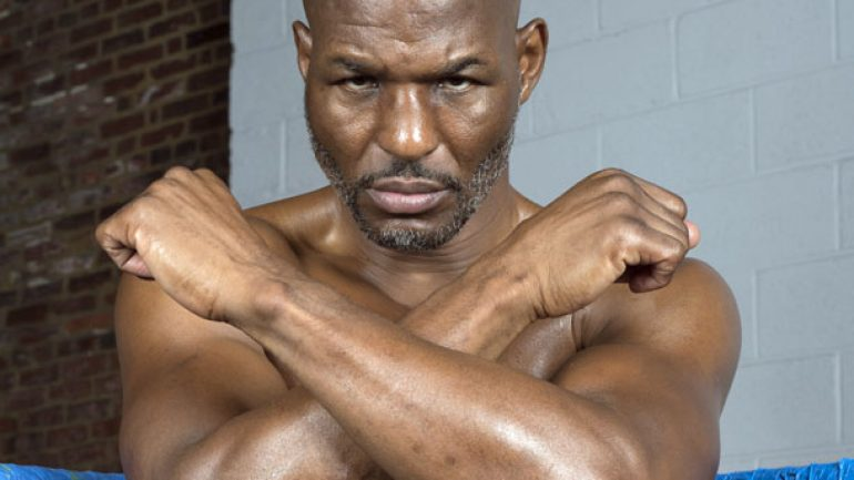 Bernard Hopkins did it his way
