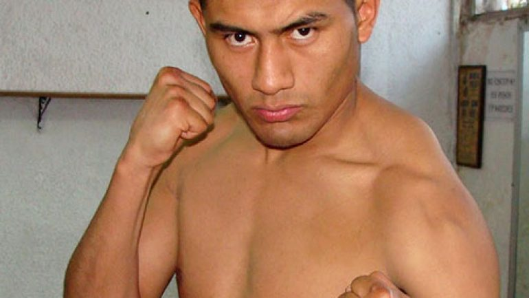 Cesar Juarez to face Eugene Lagos on Saturday