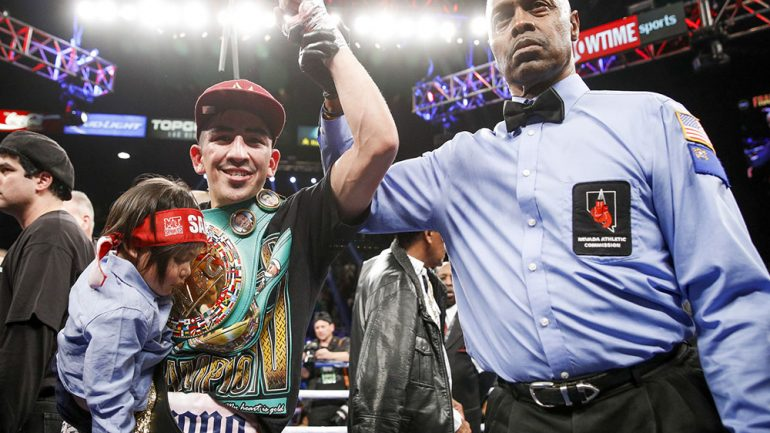 RING Ratings update: The impact of Leo Santa Cruz's victory