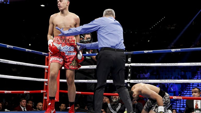 David Benavidez's title defense vs. Anthony Dirrell likely to land on Sept. 8 Showtime card