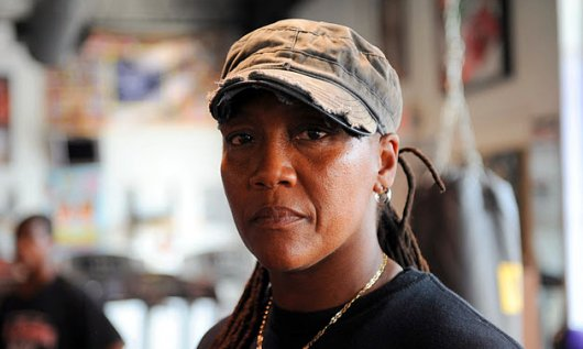 Ann Wolfe. Photo credit: Stacey Verbeek