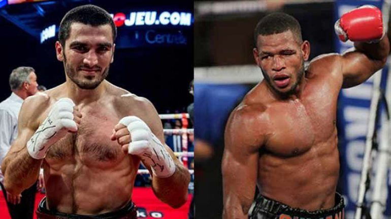 Artur Beterbiev-Sullivan Barrera title eliminator could go to purse bid