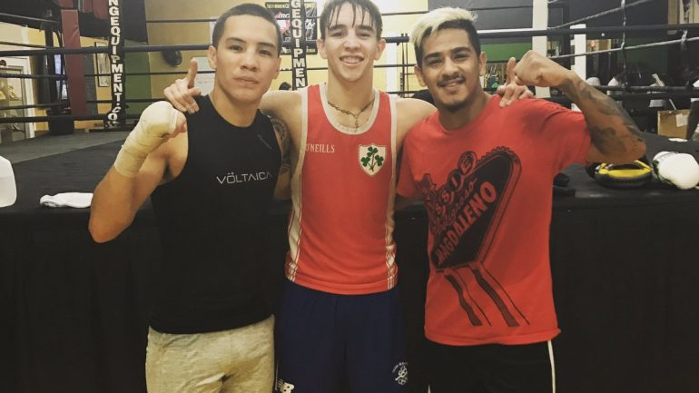 Michael Conlan again laughs off AIBA fine for outburst
