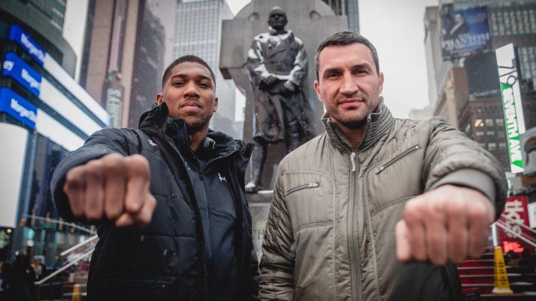 Wladimir Klitschko gets amnesia when topic turns to Tyson Fury