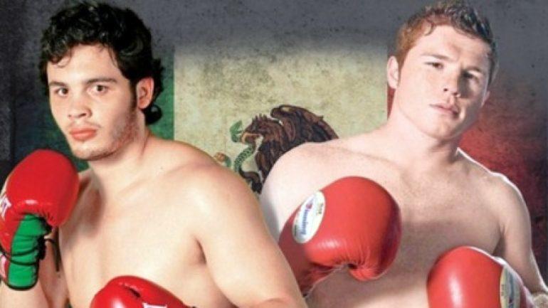 Golden Boy Promotions announces Canelo-Chavez Jr. press tour