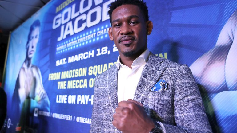 Danny Jacobs: Ready to shock Gennady Golovkin and the world